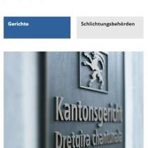 Kantonsgericht Graubuenden Adresse